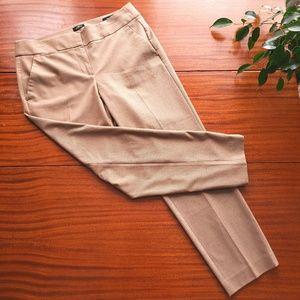 """LOFT Ann Taylor  """"Julie"""" Slim Leg Trouser Size 6"""